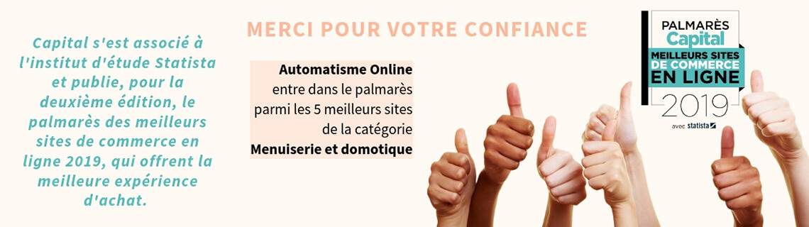 Palmarès CAPITAL meilleurs site de vente en ligne