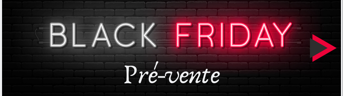 Black Friday pré-vente