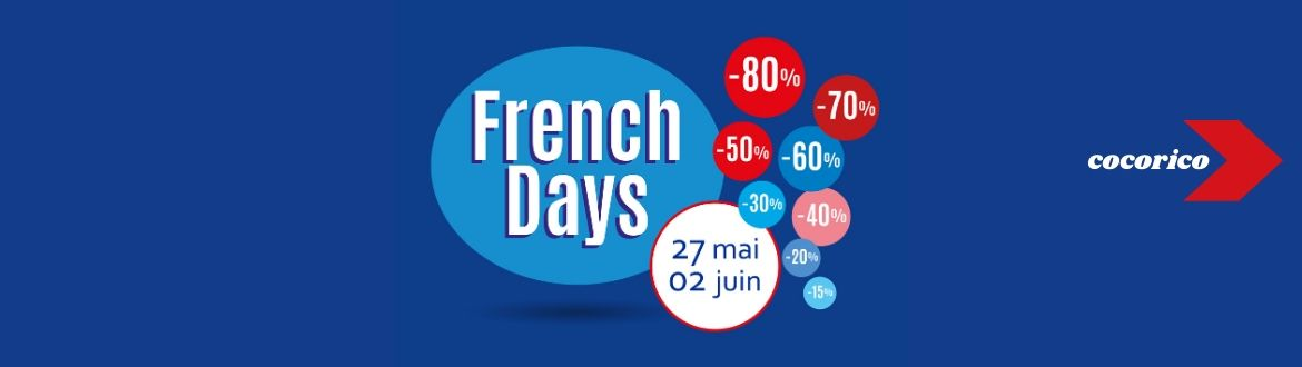 Les French Days du Printemps 2020