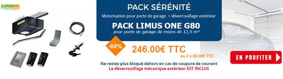 Pack porte de garage listing