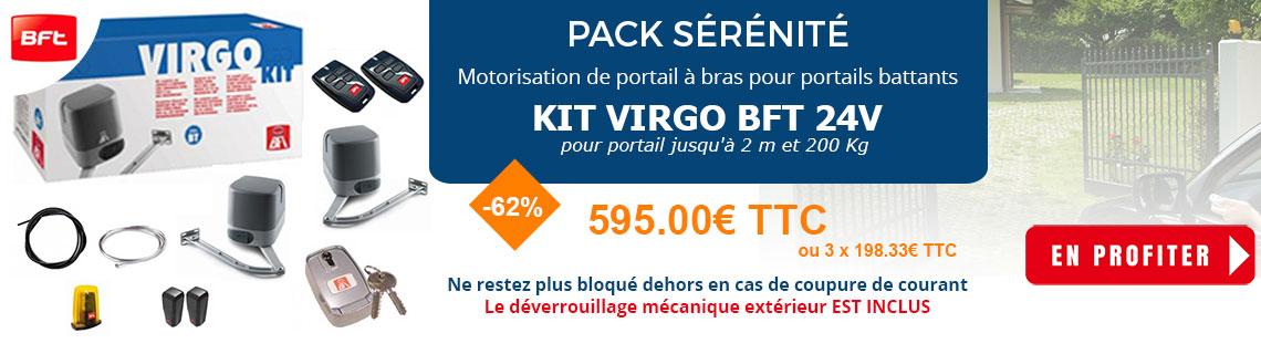 Offre pack Virgo