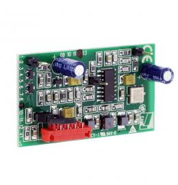 Organes de commande - AF43TW Carte radio KEY CODE TWIN CAME