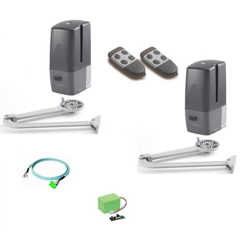 kit k bl3924mcb motorisation a bras pour portail 2. Black Bedroom Furniture Sets. Home Design Ideas
