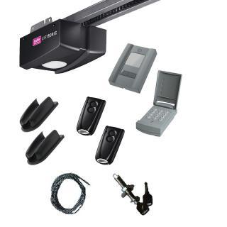 Pack limus one g80 avec d verrouillage ext rieur for Porte de garage sectionnelle ou basculante avis