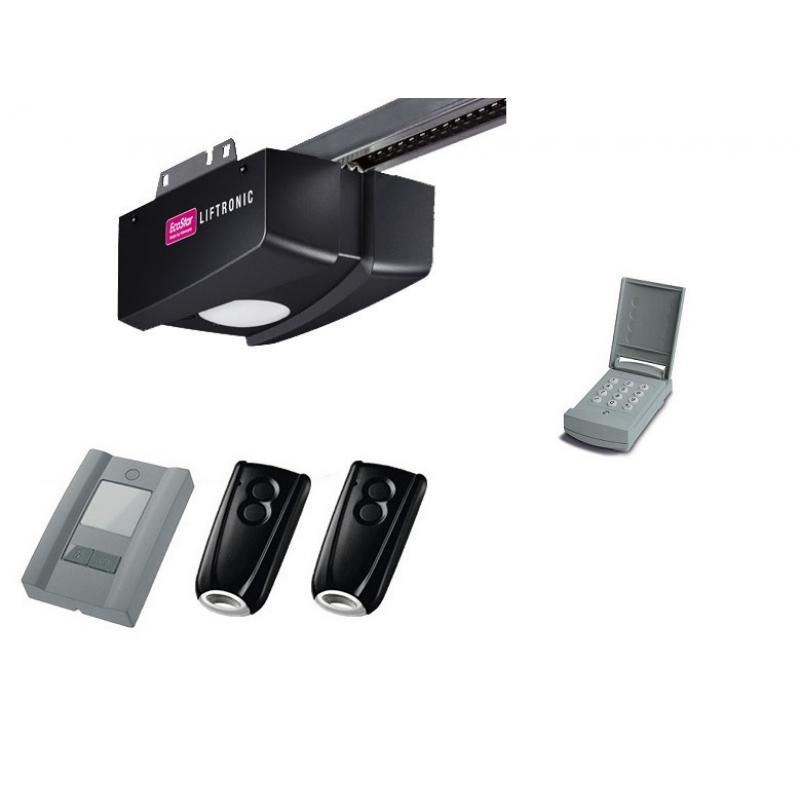 Pack liftronic 700 avec digicode ecostar motorisation for Limus one g70 motorisation porte de garage