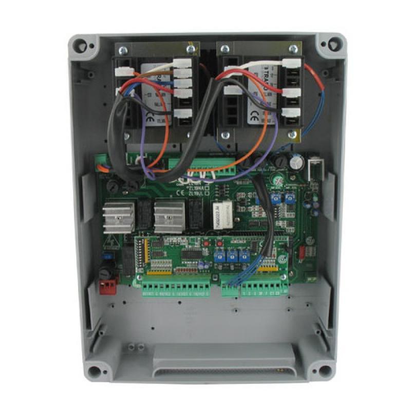 Zl19n armoire de commande came 24v centrales de commande automatisme online - Armoire de commande came ...