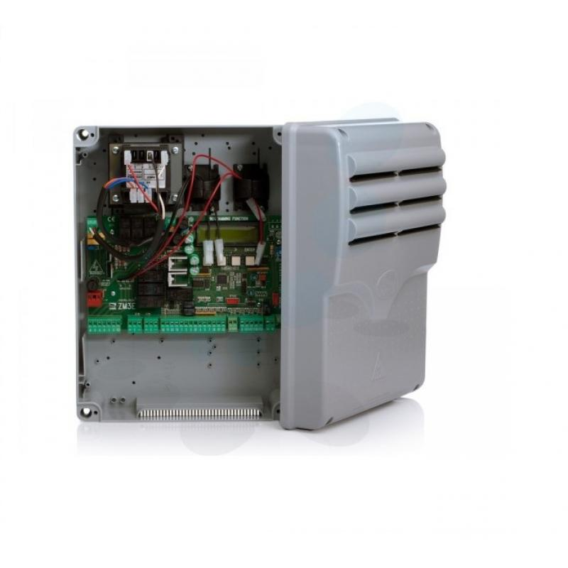 Zm3e armoire de commande came centrales de commande automatisme online - Armoire de commande came ...