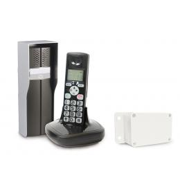 Interphone audio - DUOPHONE 150 INTERPHONE AUDIO SANS FIL AVEC COMBINE DECT  SENTINEL