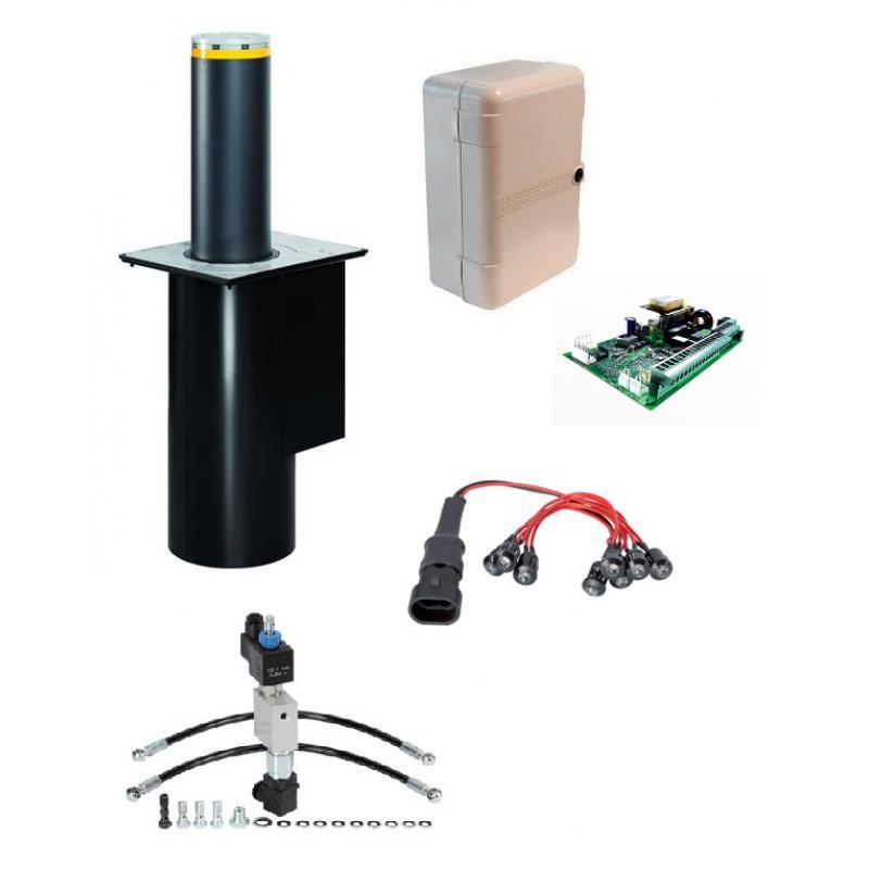 box j200 borne automatique faac bornes escamotables automatisme online. Black Bedroom Furniture Sets. Home Design Ideas