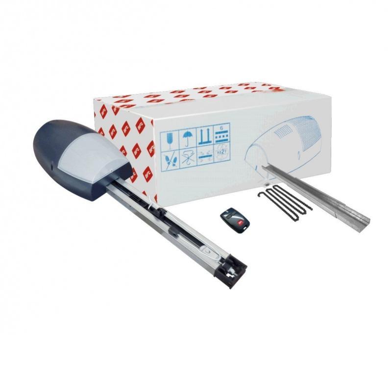 Kit botticelli b crc 480 d01 cha ne motorisation porte for Digicode sans fil pour porte de garage