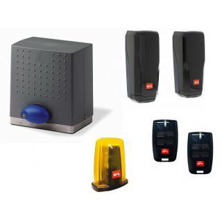 kit deimos motorisation portail coulissant bft 230v. Black Bedroom Furniture Sets. Home Design Ideas