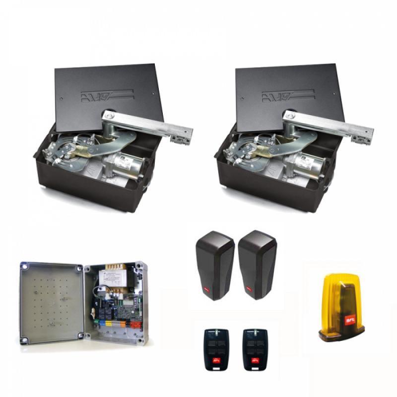 kit eli 250 n bt motorisation portail 2 battants bft 24v. Black Bedroom Furniture Sets. Home Design Ideas