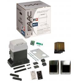 Motorisation de portail faac prix attractifs large choix for Faac eco kit