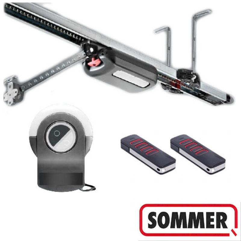 S 9060 pro motorisation pour porte de garage sommer motorisation pour porte de garage - Sommer telecommande porte garage ...