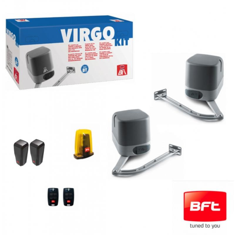 motorisation de portail battant kit virgo motorisation. Black Bedroom Furniture Sets. Home Design Ideas