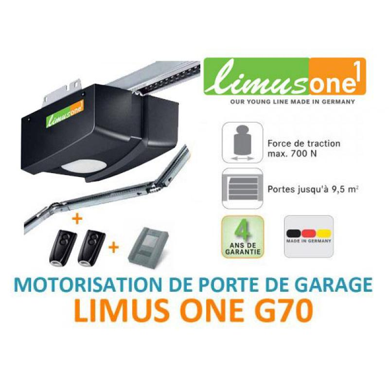 limus one g70 motorisation porte de garage motorisation. Black Bedroom Furniture Sets. Home Design Ideas