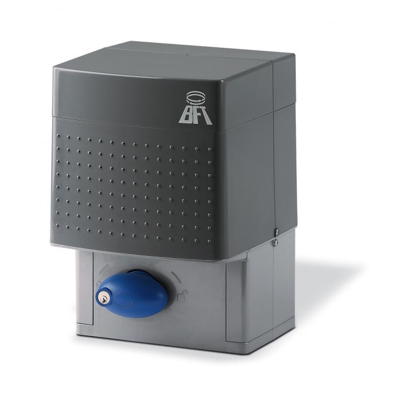 icaro n f prox sq moteur pour portail coulissant bft 230v moteurs seuls automatisme online. Black Bedroom Furniture Sets. Home Design Ideas