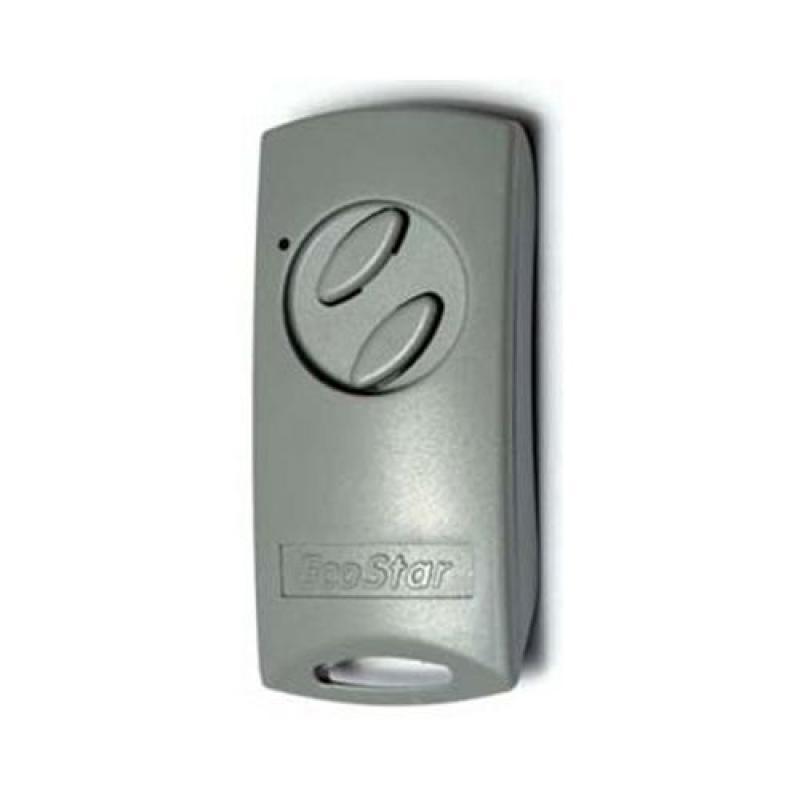 Rse2 t l commande 2 canaux ecostar t l commande ecostar for Porte garage ecostar
