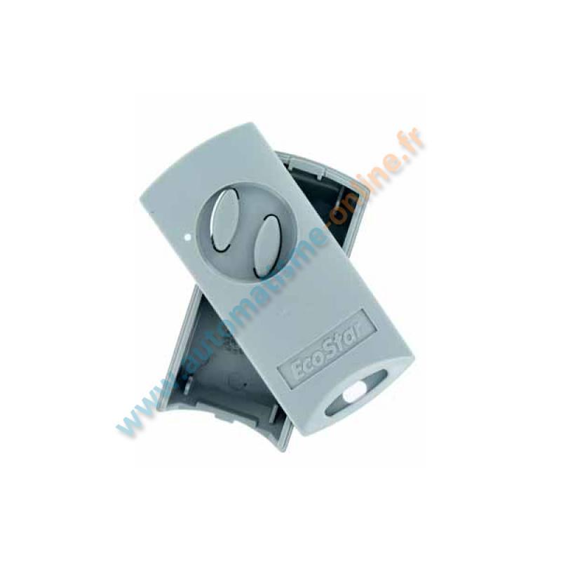 Coque pour t l commande ecostar rse2 t l commande for Coque telecommande garage