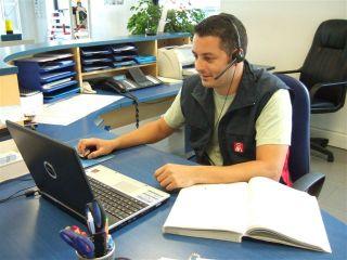 Une hotline avec des spécialistes à votre service