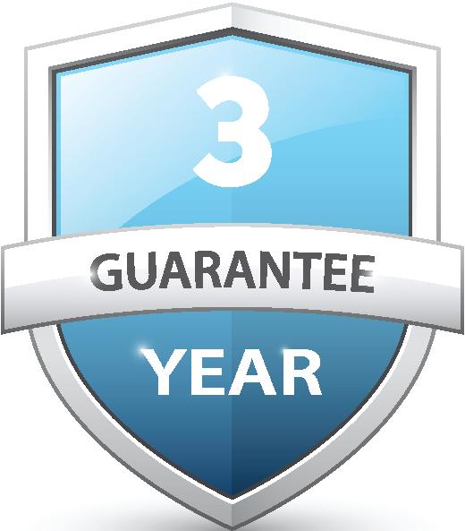 garantie 3 ans