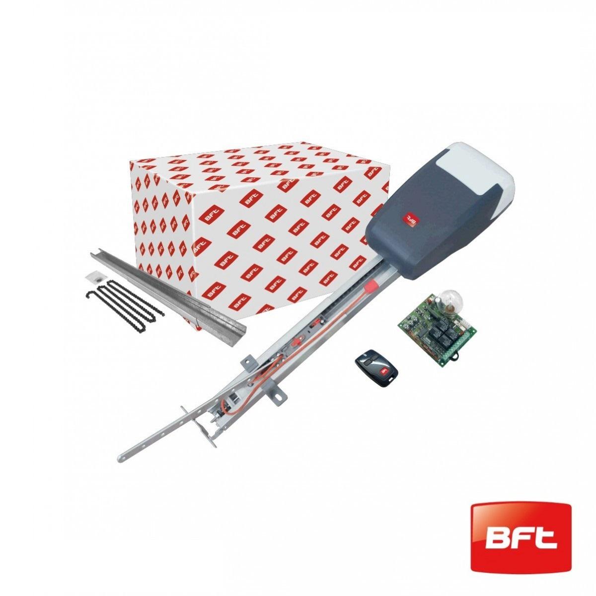 Bft guide d 39 achat for Moteur porte de garage sectionnelle bft