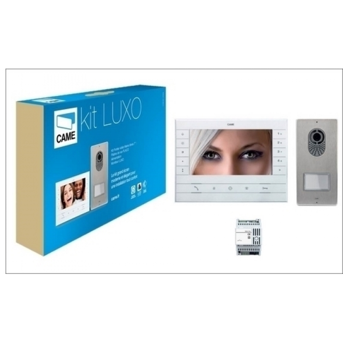 kit luxo interphone video came 001ck0016fr. Black Bedroom Furniture Sets. Home Design Ideas
